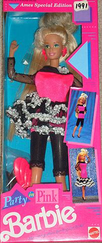 Barbie identificēšana \ Опознание куклы Барби - Page 17 Party%20in%20pink